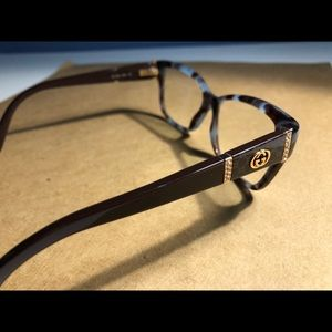 Gucci Eyeglasses Frame Authentic GG 3559 Italy